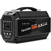 Paxcess P35 280 Watt Solar Battery Portable Generator