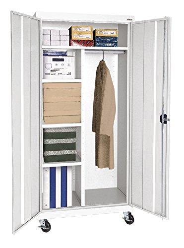 Sandusky Lee TACR362460-22 Transport Series Mobile Combination Storage Cabinet, (Series Mobile Combination Cabinet)