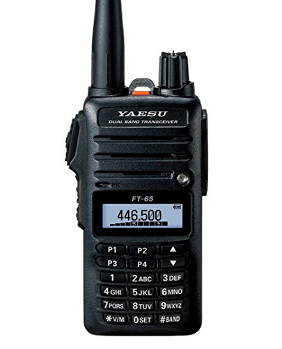 Yaesu FT-65R 5W 144/430MHz FM Dual Band Handheld Transceiver for sale  Delivered anywhere in USA