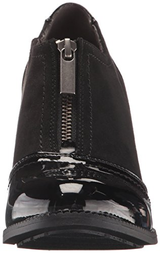 White Mountain Pawnee Rund Wildleder Kurzstiefel Black