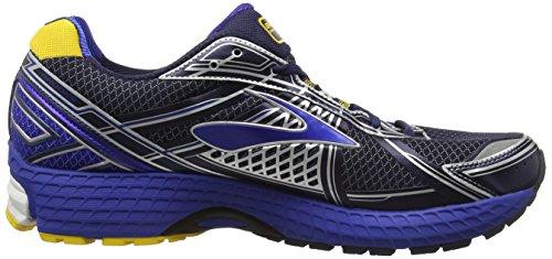 Brooks Defyance 9 - Zapatillas de running Hombre Azul (schwarz/blau/gelb)