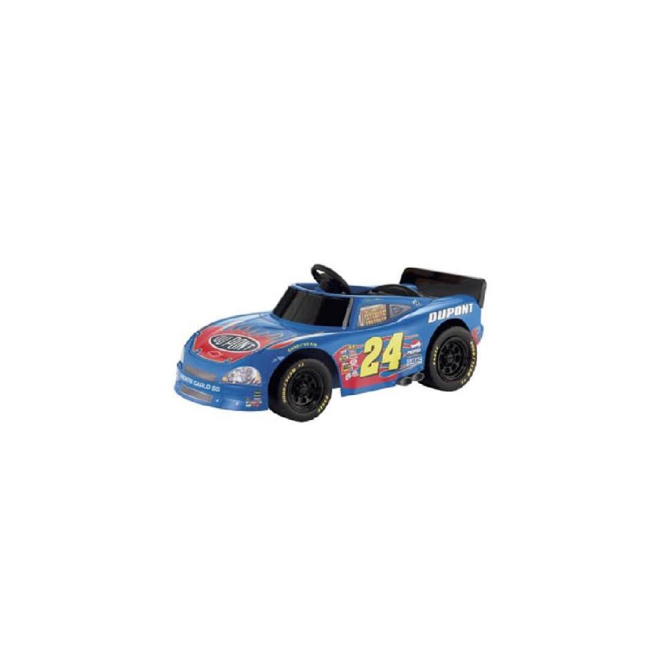 Fisher Price Power Wheels NASCAR Racecar Jeff Gordon