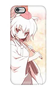 Shirley P. Penley's Shop creepy textopen kitsune kanji whitefox girl Anime Pop Culture Hard Plastic iPhone 6 Plus cases 2638520K218158104 WANGJING JINDA