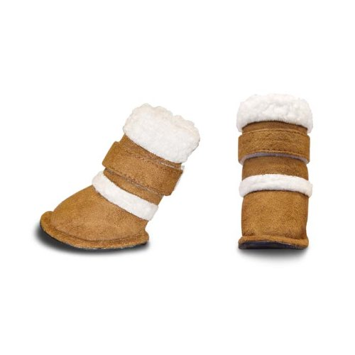 Pugz Dog Boots Size: Medium, My Pet Supplies