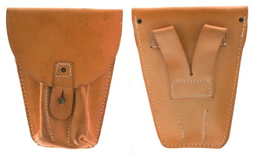 Numrich Factory Original CZ 82 Tan Leather Flap Holster