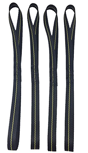 18-Soft-Loop-Tie-Down-Straps-4-Pack-2789-Lb-Break-Strength-Made-in-the-USA