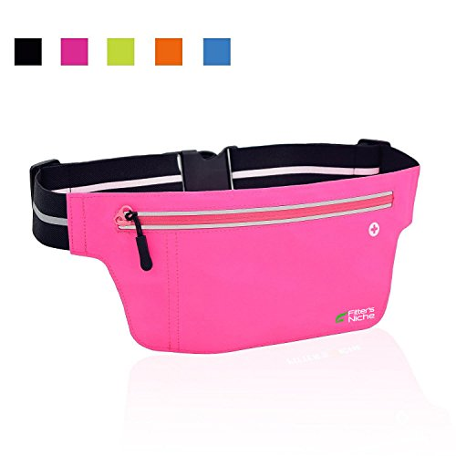 Waist Pack Bum Bag for Running Cycling Traveling - 4