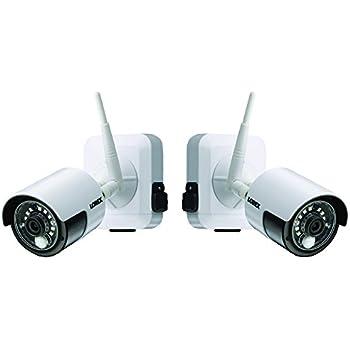Amazon Com Add On Wireless Security Camera 2 Pack