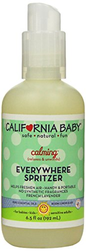 California Baby Aromatherapy Spritzer - Calming, 6.5 oz