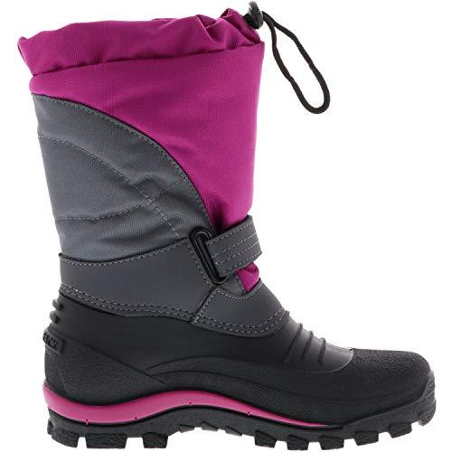 Sascha Pink Adulto pink 034 Stivali Da – Unisex Neve Spirale Upqfwf1
