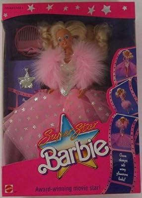 Amazon.es: Superstar Barbie - Award Winning Movie Star: Juguetes y ...