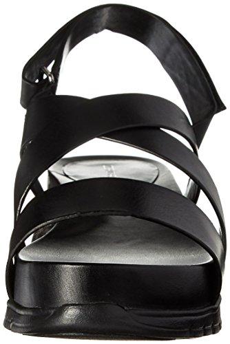Cole Black Black Criss Zerogrand Cross Sandal Women's Haan Gladiator fqw0rCf