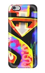Excellent Design Graffiti Case Cover For Iphone 6 Plus