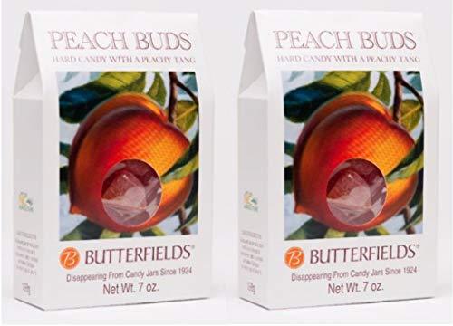 Butterfields Peach Buds - 7 Oz. (2 Pack) ()