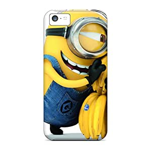 AlainTanielian Iphone 5c Shock-Absorbing Cell-phone Hard Cover Support Personal Customs Nice Minion Series [yJa1943QPFM]