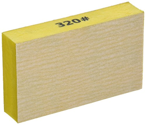 Gator Finishing 7303 320 Grit Aluminum Oxide Sanding Sponges (1 pack), 3