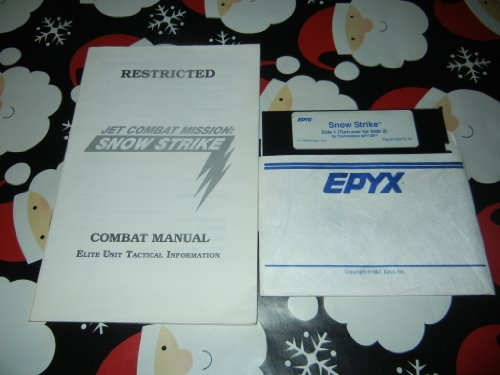 Snow Strike - Commodore 64 ()