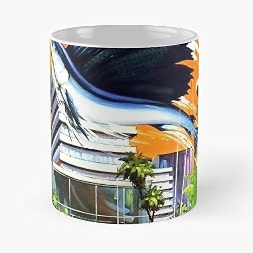 Miam - Morning Coffee Mug Ceramic Best Gift 11 -