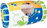 Chicco 653oller, aufblasbare Krabbelrolle mit verschiedenen Geräuscheffekten