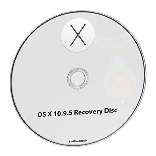 Mac OS X 10.9 Mavericks (v 10.9.5 ) Full OS Install - Reinstall / Recovery Upgrade Downgrade / Repair Utility...