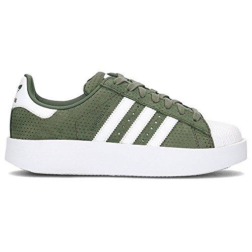 W Low Stmajo Ftwbla WoMen adidas Top Bold Superstar Colours Green Sneakers Ftwbla Various Cxpwqt