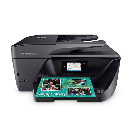 Best Prices! HP OfficeJet Pro 6975 All-in-One Wireless Printer, Double-Sided Print and Scan, Instant...