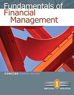 Fundamentals of financial management finance titles in the brigham fundamentals of financial management concise 7th edition fandeluxe Gallery