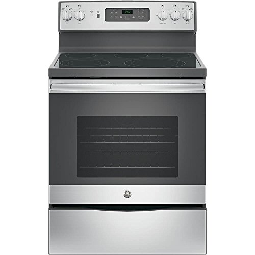 GE JB655SKSS Electric Smoothtop Range -