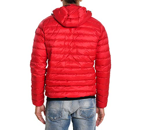 Ciesse Down Men's Red Polyamide Jacket CGM062173CFMJ000621835009XP rS8rqf7