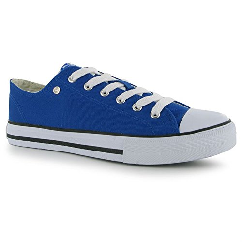 Dunlop Canvas (Mens Dunlop Canvas Low Top Trainers Shoes (UK 12 / US)