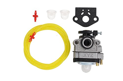 753-05440 Carburetor for Cub Cadet CC4105 CC4125 CC4165 CC4175 ST4125 ST4175 String Trimmer Yard-Man YM4125CS YM4520 YM4570 MP475 Yard Machine Craftsman Edger Carb Replaces MTD 753-05830 WYL-240-1