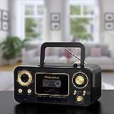 Studebaker SB2135BG Portable Stereo CD Player with