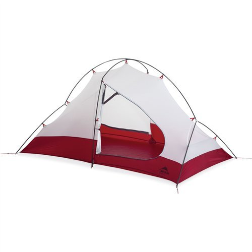 MSR Access 2 Tent: 2-Person 4-Season Orange, One Size
