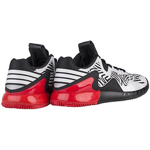 Adidas Adizero Y3 2016 W - S78391 Svart-hvit-rød