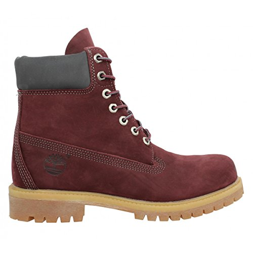 Classiques Rouge Timberland Bottes inch Homme 6 Premium IqFpYn1F