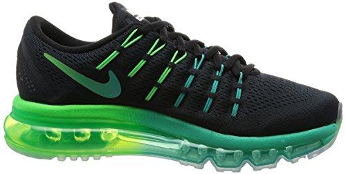 Nike 806772-003, Zapatillas de Trail Running Mujer Negro (Black / Multi-Color-Midnight Turq)