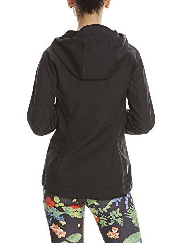 Nero Giacca Donna black Slim Bench Soft Fit Bk022 Shell vnIYqapf