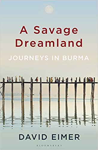 A Savage Dreamland: Journeys in Burma: Amazon co uk: David