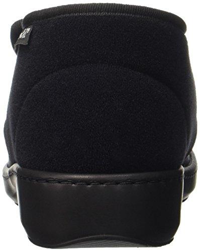 Aladin Zapatillas Unisex Adulto 7108010 Podowell schwarz 44 Negro dgqOaacA