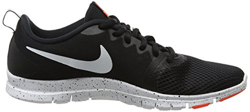 018 Wmns Donna Indoor Sportive Essential Scarpe total Black White Tr Crimson Nike Multicolore Flex ZqFF1