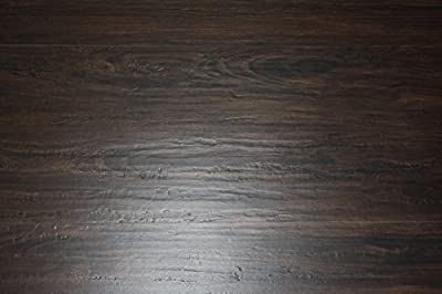 "Kryptonite Chisel Luxury Vinyl Plank Flooring 2mm x 6"" UT040 SAMPLE"