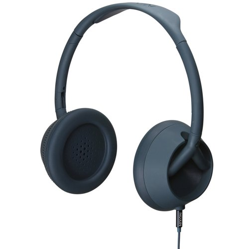 Nixon Trooper 3-Button Headphones Matte Charcoal, One Size