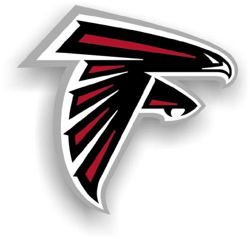 NFL Atlanta Falcons 12-Inch Vinyl Logo Magnet