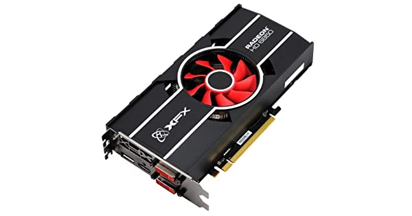 Amazon.com: XFX AMD Radeon HD 6850 775 M 1 Gb DDR5 – Tarjeta ...