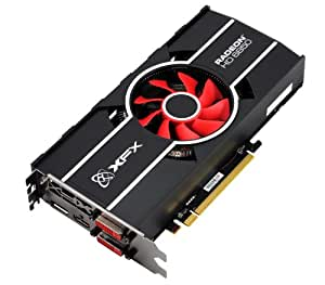 XFX AMD Radeon HD 6850 775M 1 GB DDR5 Graphics Card HD685XZNFC