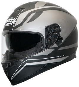 Bilt Force Ten Helmet Hi-Viz Yellow SM