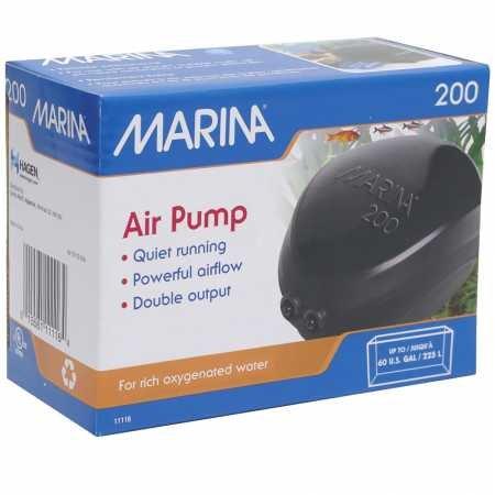 Hagen Elite Air - Elite Marina 200 Air Pump
