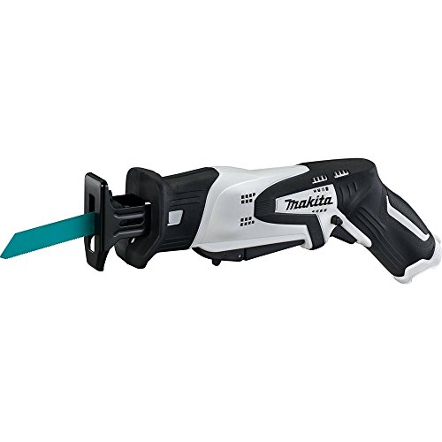 (Makita RJ01ZW 12V max Lithium-Ion Cordless Recipro Saw, Tool Only (Discontinued by Manufacturer))