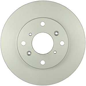 Bosch 26010802 QuietCast Premium Disc Brake Rotor For 1998-1999 Acura CL and 1998-2002 Honda Accord; Front