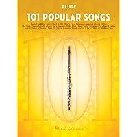 101 Popular Songs - Flute (Instrumental Folio)